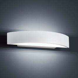 Helestra Yona – nástěnné LED světlo, bílá, 27,5 cm