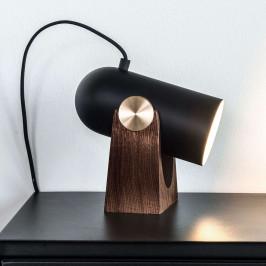LE KLINT Carronade - černé nástěnné světlo