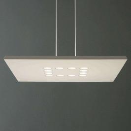 ICONE Confort závěsné světlo LED ušlechtilá bílá