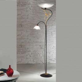 Stropní světlo AMABILE s lampu na čtení