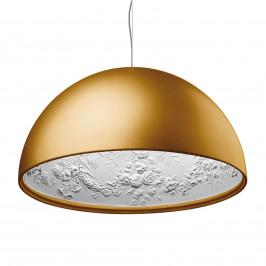 FLOS Skygarden 1 - designové závěsné světlo zlaté