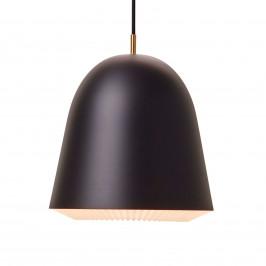 LE KLINT Caché - závěsné světlo, černé, 30 cm