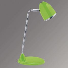 Elegantní stolní lampa Starlet - světle zelená