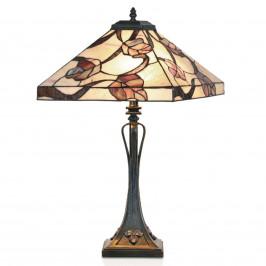 Artistar Stolní lampa APPOLONIA v Tiffany stylu