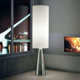 Válcově tvarovaná stojací lampa Totem