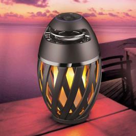 LED dekorativní svítidlo Stream s reproduktorem