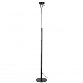 Nastavitelná stojací LED lampa Rollo, stmívatelná