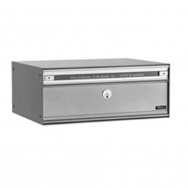 Kvalitní poštovní schránka PC2, šedá