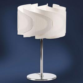 Artempo Italia Stolní lampa Lumetto Ellix, vzhled dřeva
