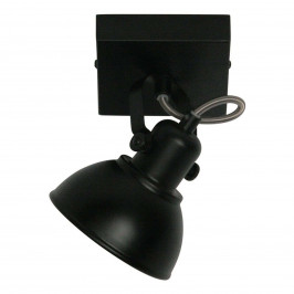 Retro stropní bodové LED světlo Santo, 1 zdroj