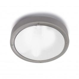 Basic kulaté venkovní nástěnné svítidlo Ø 26 cm
