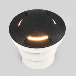 Černé zápustné LED svítidlo Ceci 120-3L