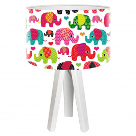 Stolní lampa Elefant vhodná pro děti