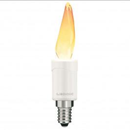 E14 3W 827 LED svíčková žárovka krystaly Swarovski