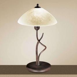 Venkovská stolní lampa Samuele, scavo