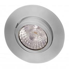 LED podhledové svítidlo Rico, dim to warm, ocel