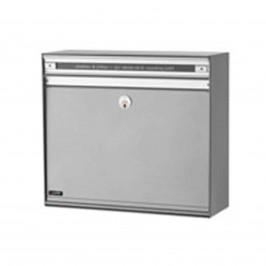 Praktická poštovní schránka SC135, šedá