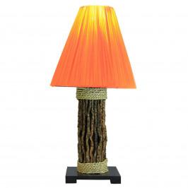 Stolní lampa Tara - oranžová