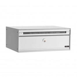 Kvalitní poštovní schránka PC2, bílá