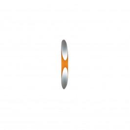 Kundalini Shakti - nástěnné světlo oranžové, 80 cm