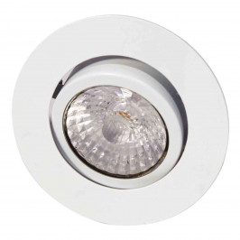 Rico - LED stropní bodové světlo 9 W, bílé