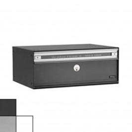 Kvalitní poštovní schránka PC2, čelo ocel
