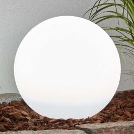 Dekorativní solární LED svítidlo ve tvaru koule
