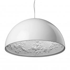 FLOS Skygarden 1 - moderní závěsná lampa bílá