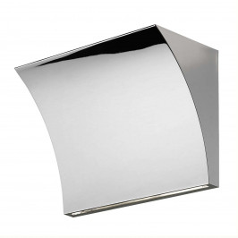 Nástěnná lampa FLOS Pochette LED chrom