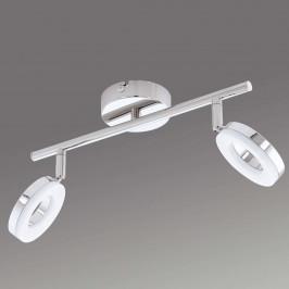 LED stropní svítidlo Gonaro, dva zdroje, IP44
