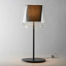 Casablanca Aleve stmívací stolní lampa, látka ant