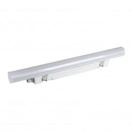 LED vaničkové světlo Aquafix IP65, 60 cm dlouhé