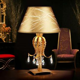 Fabiana - stolní lampa s ušlechtilým vzhledem