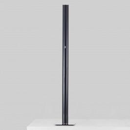 Artemide Ilio - stojací lampa LED, černá, 2.700 K