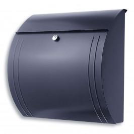 Poštovní schránka MODENA, antracitová