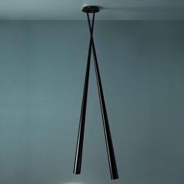 Designové závěsné světlo Drink Bicono, 175 cm