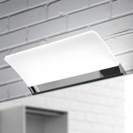 Plošné LED svítidlo nad zrcadlo Angela IP44, 16 cm