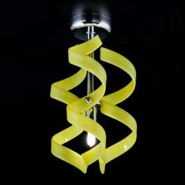 Úzké stropní světlo Yellow
