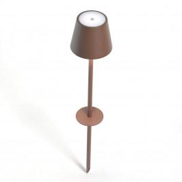 LED zapichovací svítidlo Poldina s baterií 110 cm
