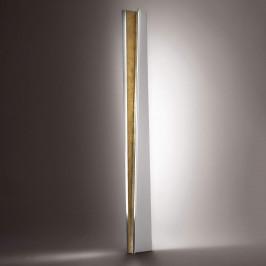 ICONE Reverse - stojací lampa LED s pozlátkem