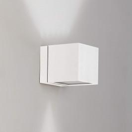Milan Dau - nástěnné světlo krychle up-down bílé