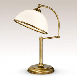 Nastavitelná stolní lampa La Botte bílá