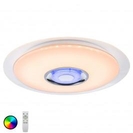 LED stropní svítidlo Tune RGB s reproduktorem