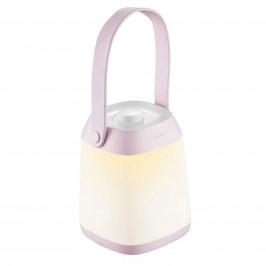 LED dekorační světlo Jarolux růžové