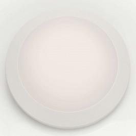 Bílé nástěnné LED svítidlo Umberta 11W, teplé