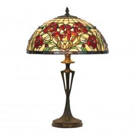 Artistar Stolní lampa Eline v Tiffany stylu