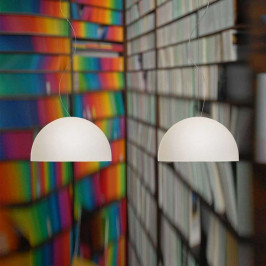 Casablanca Bowl - závěsné světlo 2zdrojové 26 cm