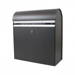 Robustní poštovní schránka KS200, antracitová