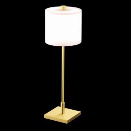 KNAPSTEIN stolní lampa LED MERCY, mosaz matná