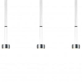 OLIGO Grace závěsné světlo LED 3zdr hliník